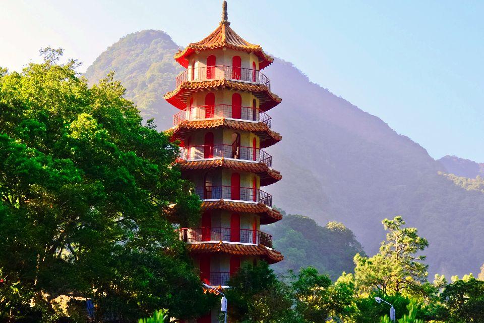 Las Gargantas de Taroko , Taiwán