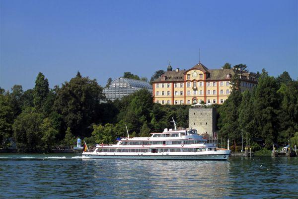 Lake Constance , A Lake Constance landscape , Germany