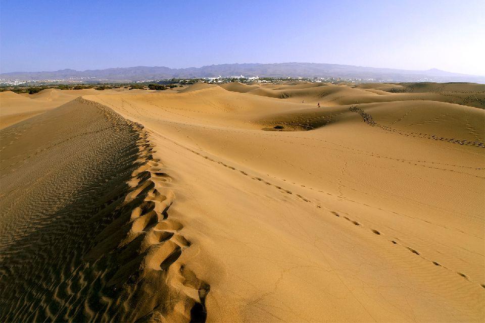 image Dunes de maspalomas grande canarie espagne 5