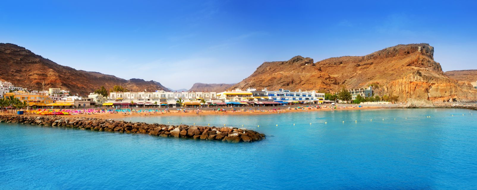Gran Canaria - Puerto de Mogan, Die Küsten, Kanarische Inseln