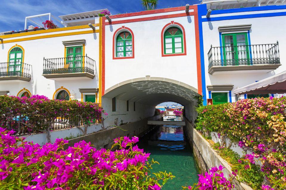 Un pueblo tradicional, Fuerteventura - La península de Jandía, Las costas, Canarias