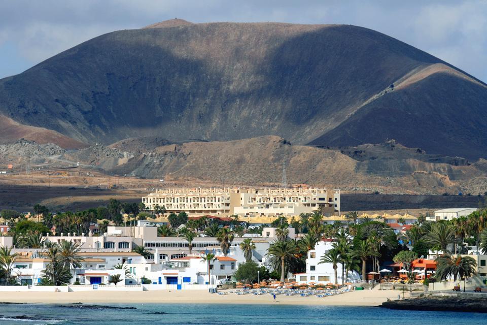 Lanzarote , Playa Blanca , Fuerteventura , Corralejo , España