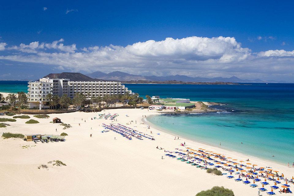 Riu Oliva Beach Hotel In Corralejo Fuerteventura