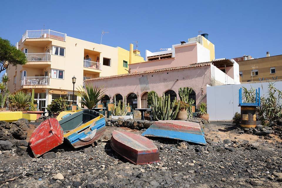 Lanzarote , Playa Blanca , Los Corralejos , España