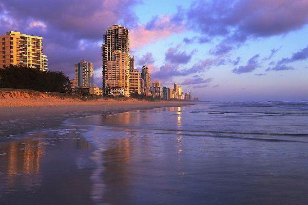 Oceanway , The Gold Coast , Australia