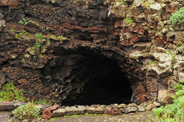 Lanzarote , Cueva de los Verdes , Une grotte pleine de mystères , Espagne
