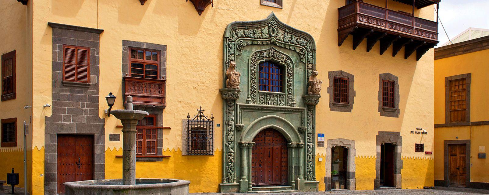 Gran Canaria , La Casa de Colón , España