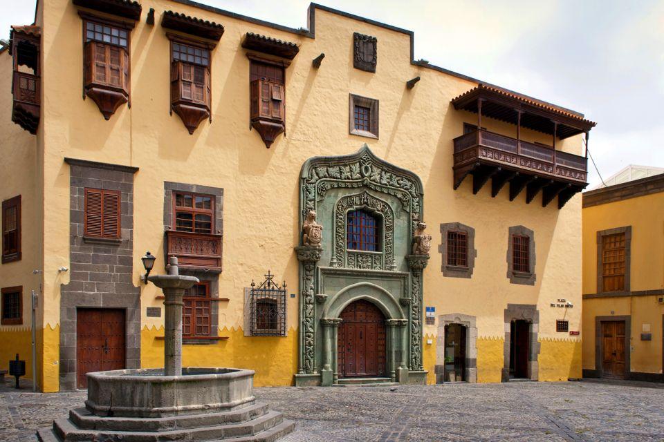 Grande Canarie , La Casa de Colon , Espagne