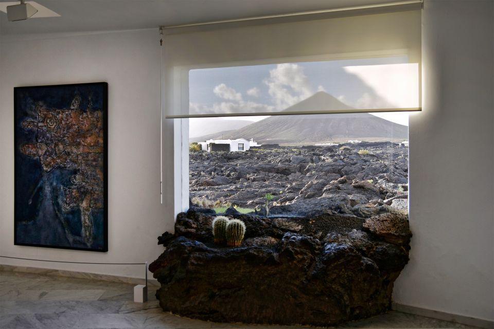 Lanzarote- Cesar Manrique Museum, Lanzarote - La fondation César Manrique, Les arts et la culture, Canaries
