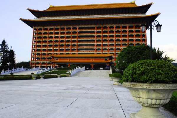 The Grand Hotel Taipei, The National Palace Museum, Monuments, Taiwan