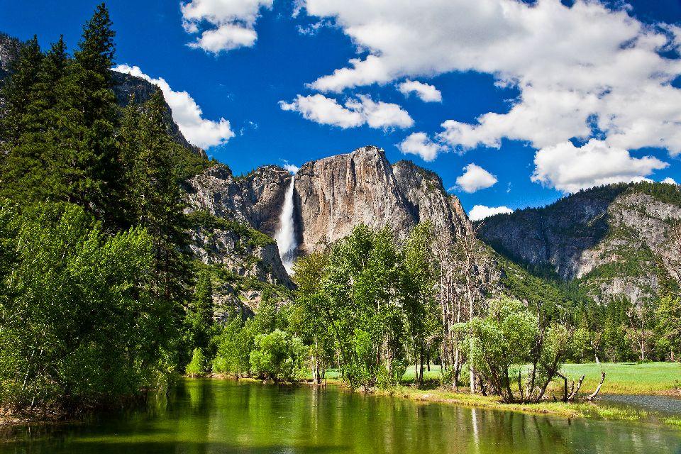 Sierra Nevada , El Yosemite Park , Estados Unidos