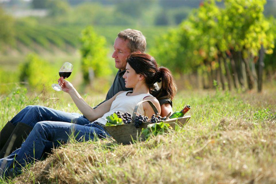 De la grappe au verre, Les vallées viticoles, Les paysages, Californie