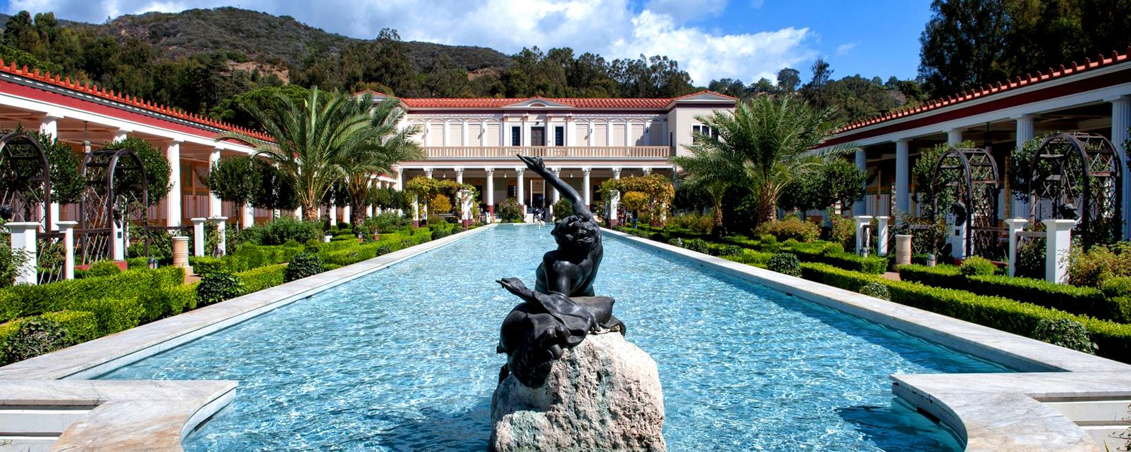 Los museos , Getty Villa , Estados Unidos