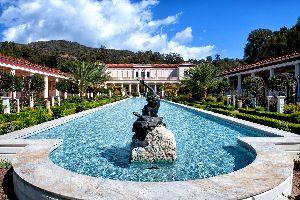 Les musées , Getty Villa , Etats-Unis