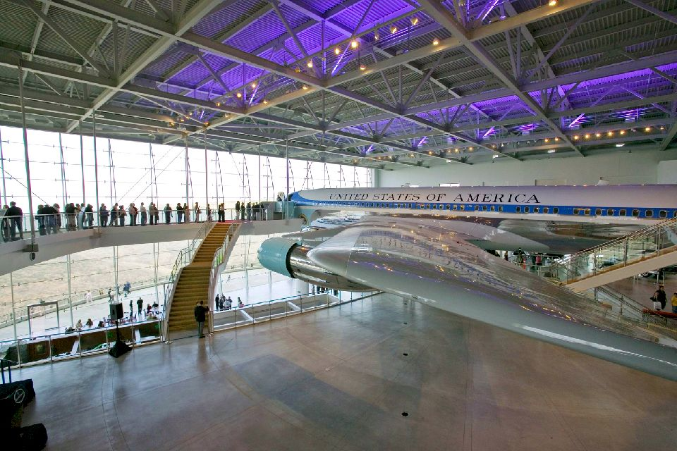 Museums , Ronald Reagan Presidential Library , United States of America