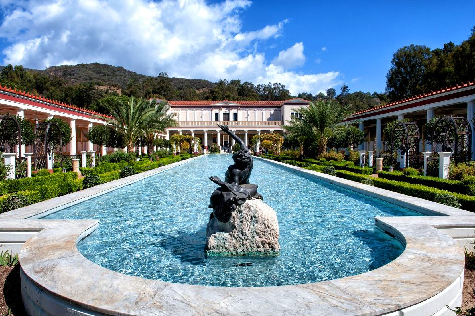 Museums , Getty Villa , United States of America