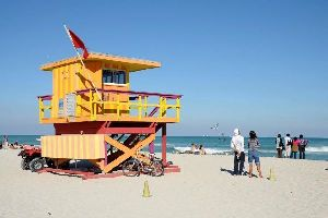 Florida's Gold Coast , South Beach, Miami , United States of America
