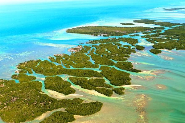The Florida Keys , United States of America