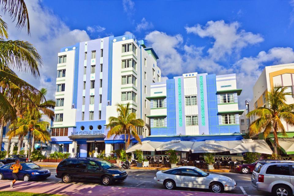 Sortir à Miami , Le centre de la ville , Etats-Unis