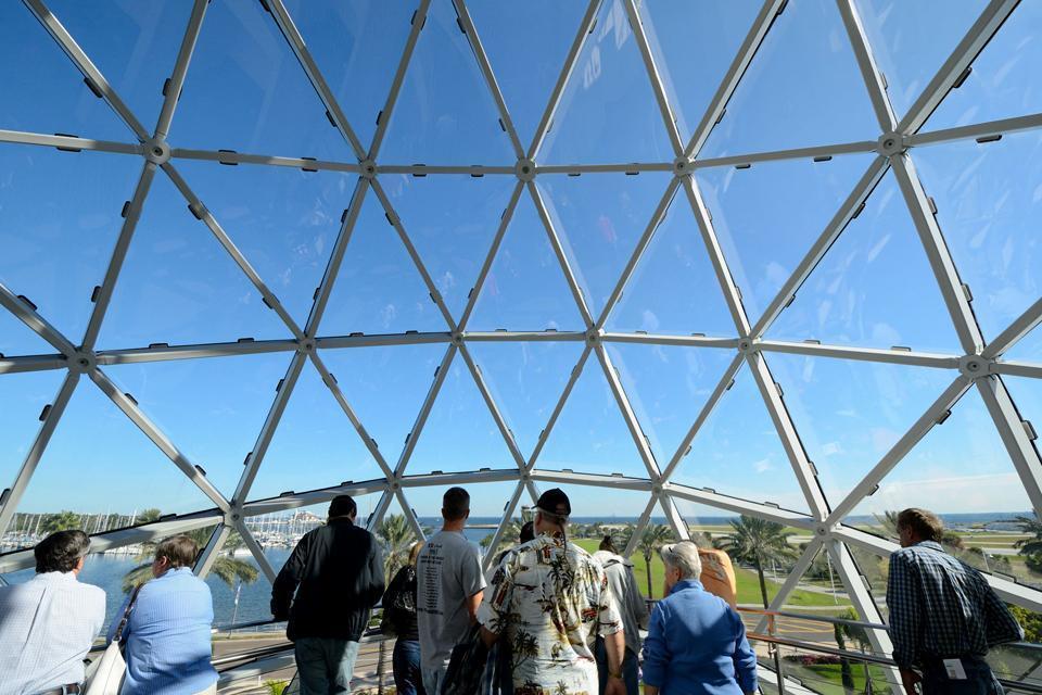 Die Museen von Sankt-Petersburg , Das Don Cesar in St. Petersburg (Florida) , USA