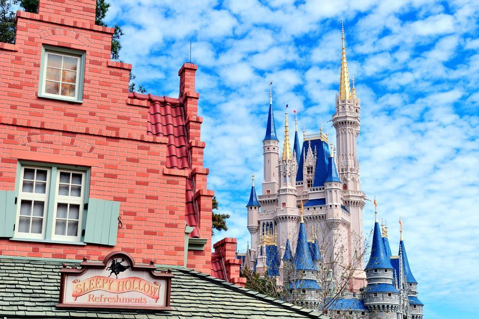 Magic Kingdom , United States of America