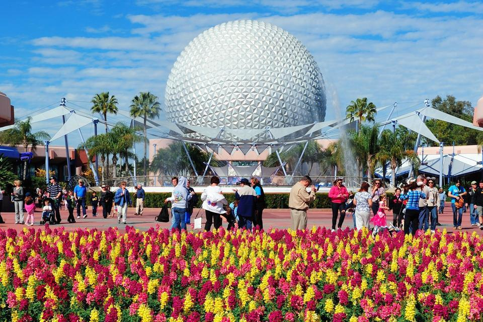 Le Future World , Orlando, Future World , Etats-Unis