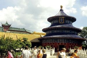 Le World Showcase , Orlando, le World Showcase , Etats-Unis