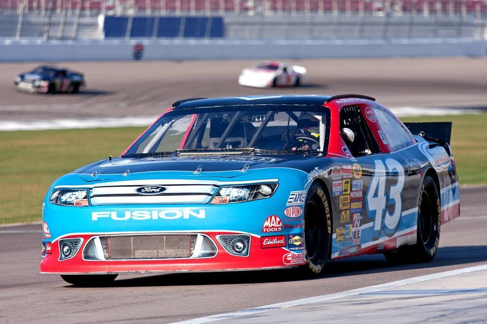 Die Richard Petty Driving Experience , USA
