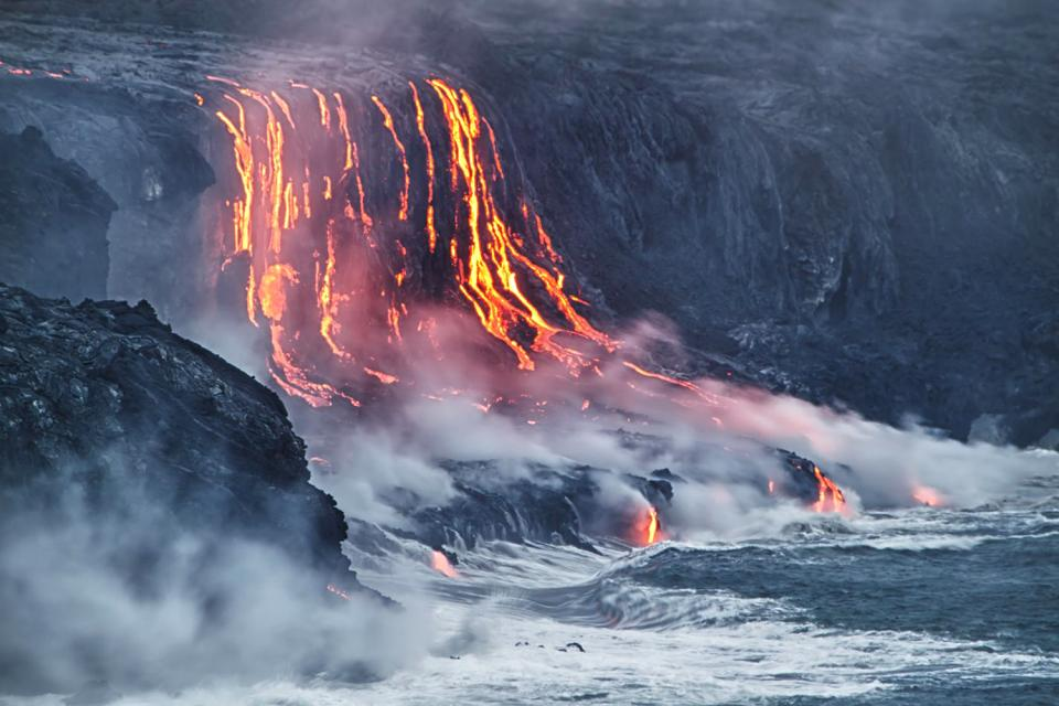 Volcano National Park (Hawaii) , United States of America