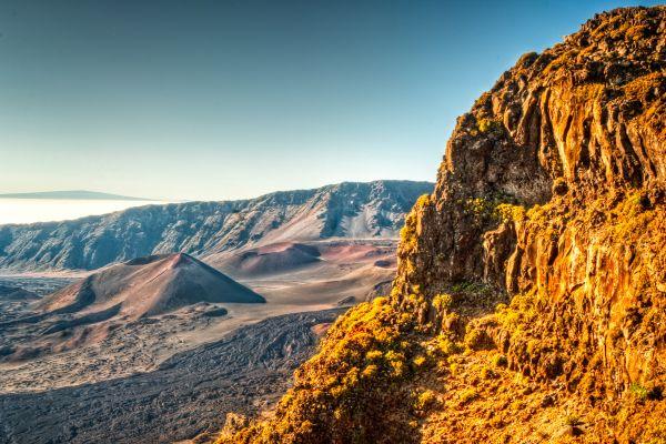 , Haleakala National Park (Maui), Landscapes, Hawaii