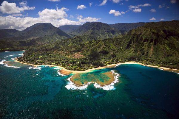 Landscapes of Kauai , United States of America