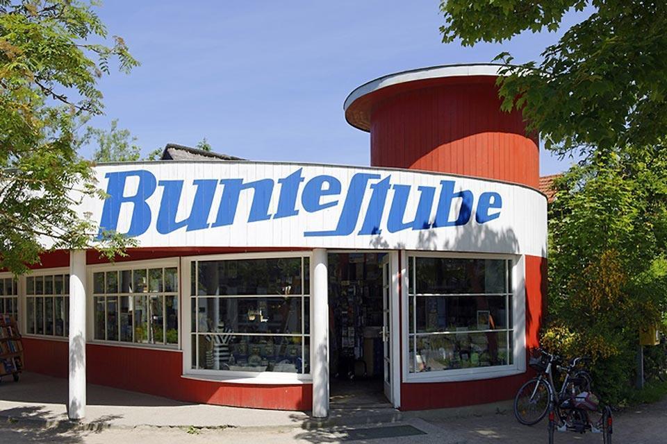Le Bauhaus , Le magasin bariolé de Zingst , Allemagne