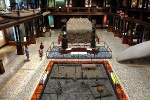 Le Bishop Museum (Oahu) , Etats-Unis