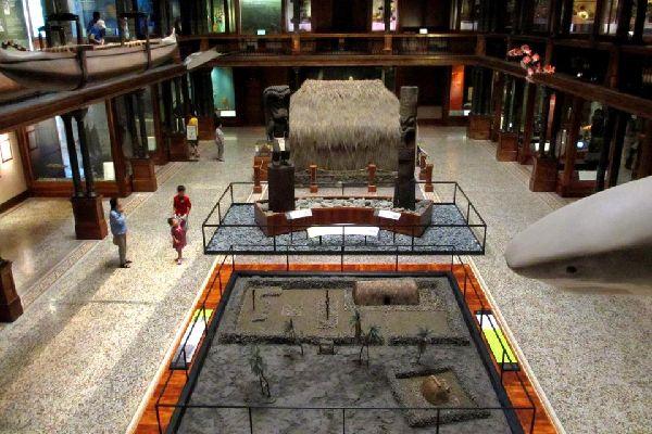 Bishop Museum (Oahu) , United States of America