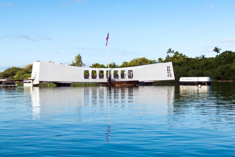 Pearl Harbor site (Oahu) , United States of America