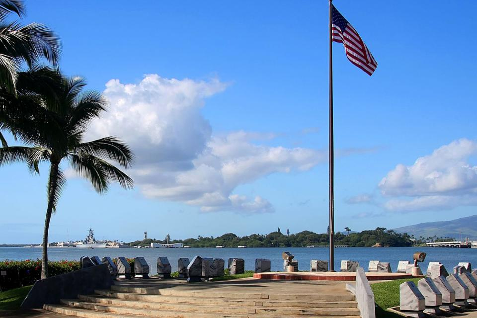 Pearl Harbor site (Oahu) , United States of America