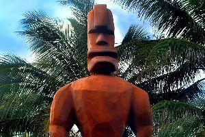 Le Polynesian Cultural Center (Oahu) , Etats-Unis