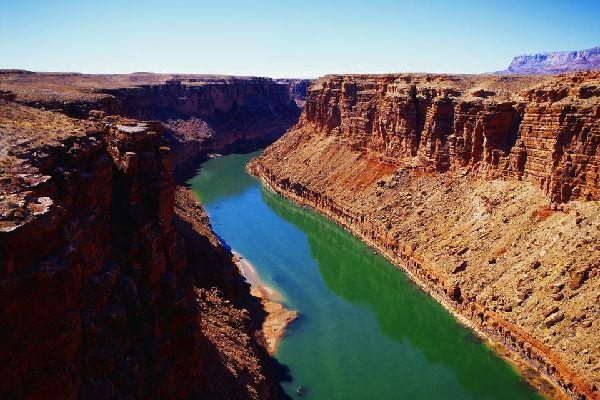 Arizona , Colorado River, Arizona , United States of America
