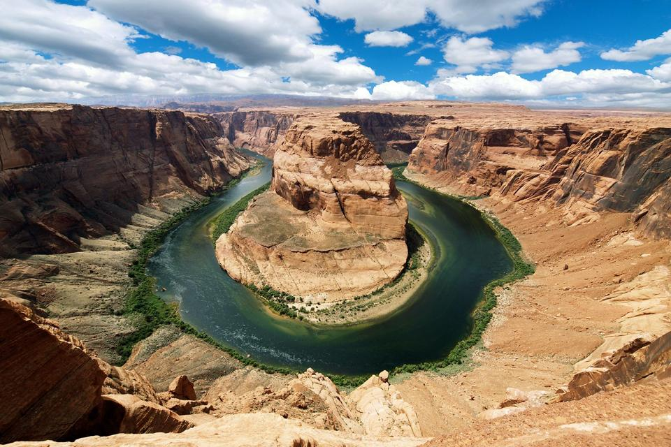 L'Arizona , Le Grand Canyon en Arizona , Etats-Unis