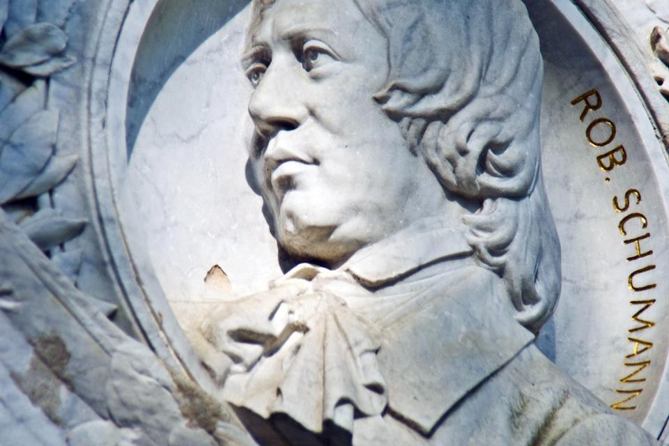 Les artistes, Les arts et la culture, Robert Schumann, virtuose du piano, Allemagne