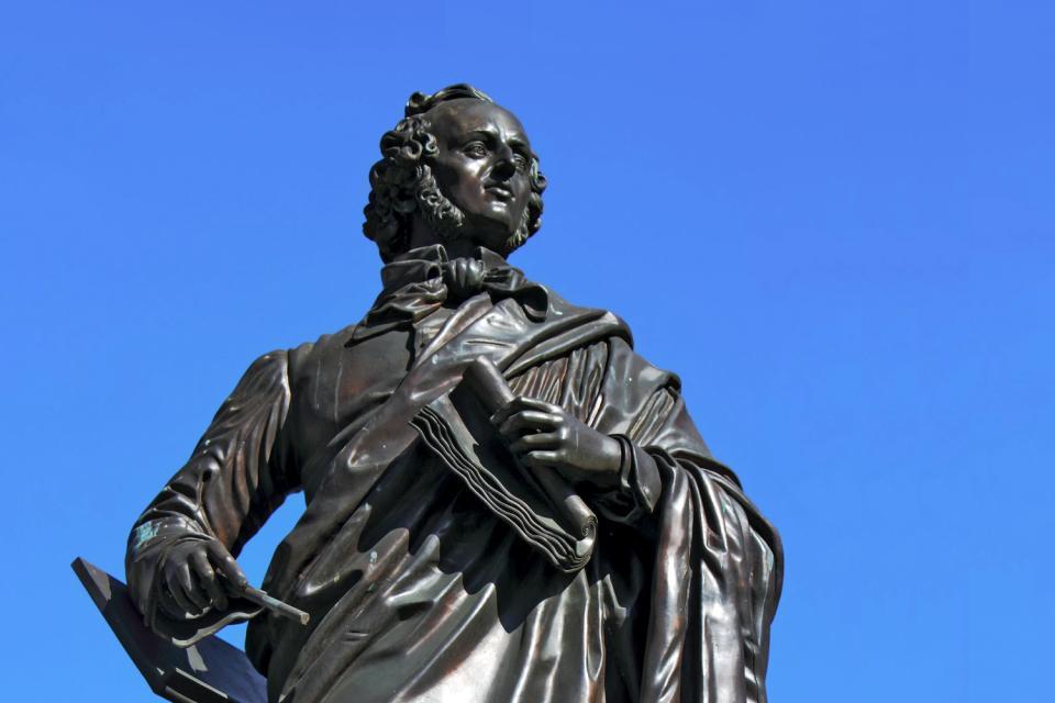 Les artistes, Les arts et la culture, Felix Mendelssohn, Allemagne