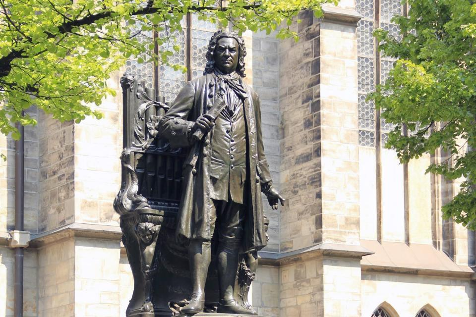 Die Künstler , Johann Sebastian Bach , Deutschland