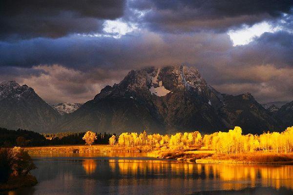 Wyoming , Yellowstone National Park, Wyoming , United States of America