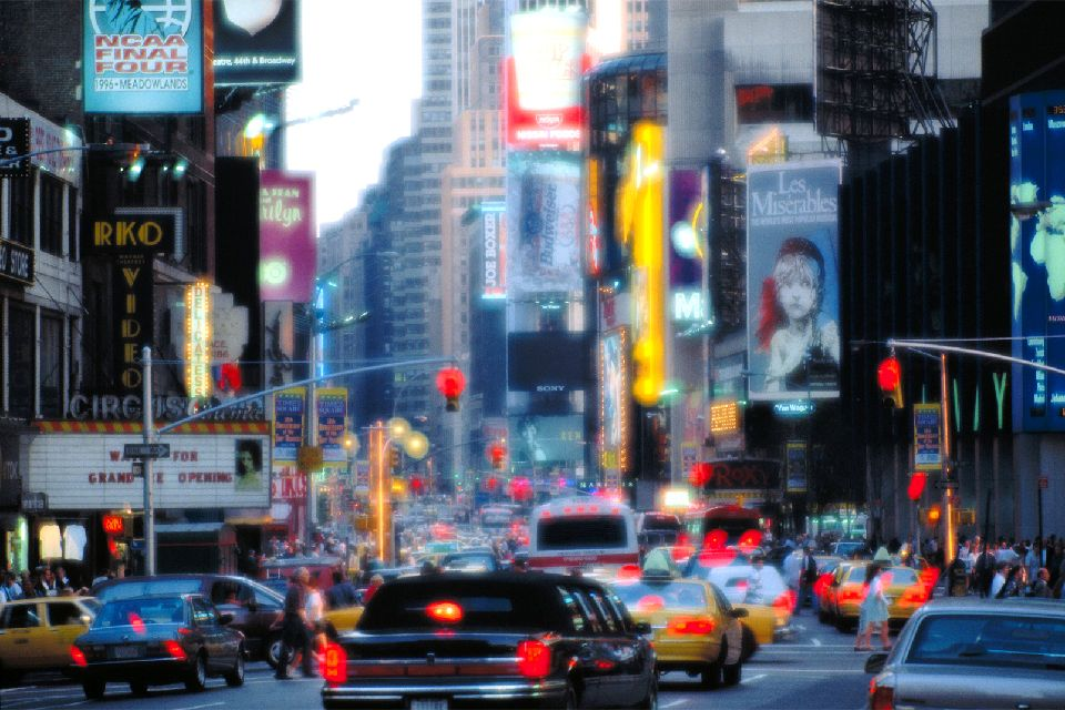 Shows , Broadway, New York , United States of America