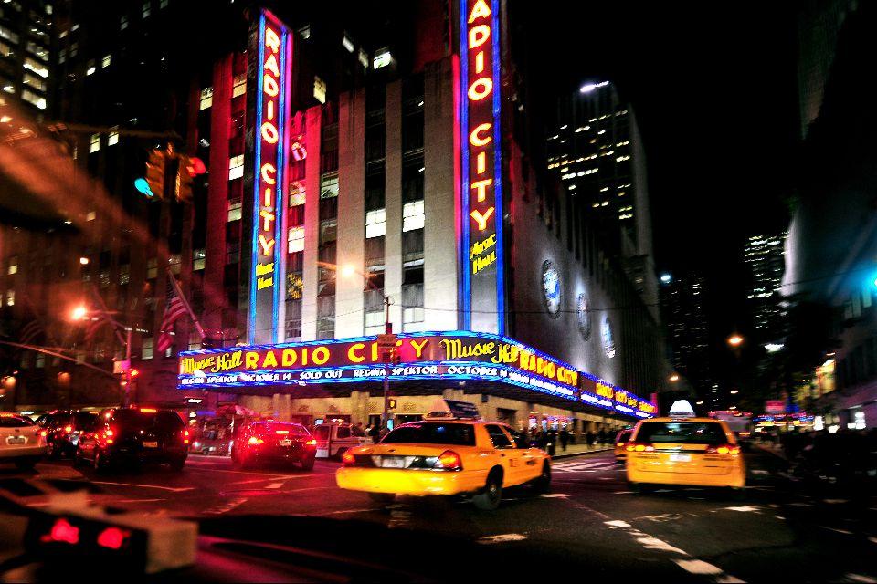 Les spectacles , Théâtres de Broadway , Etats-Unis