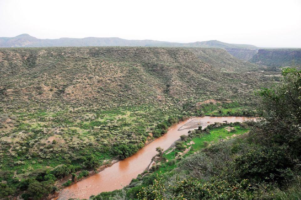 Les Parcs nationaux , Ethiopie