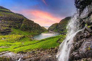 Randonnée dans l'île de Streymoy , L'île de Streymoy , Iles Féroé