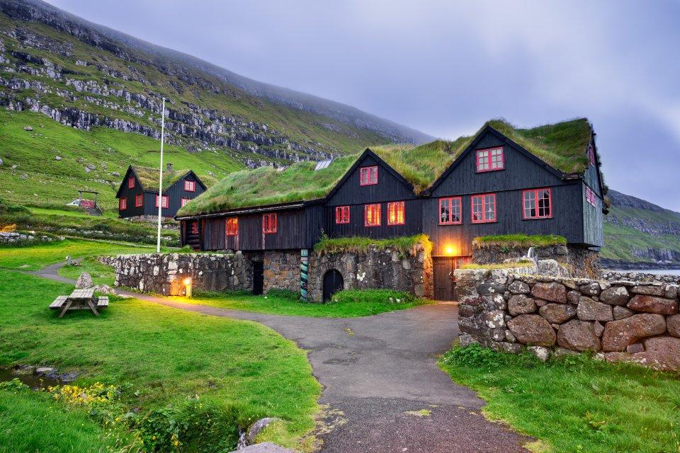 , Das Museum von Roykstovan (Streymoy), Die Künste und die Kultur, Färöer