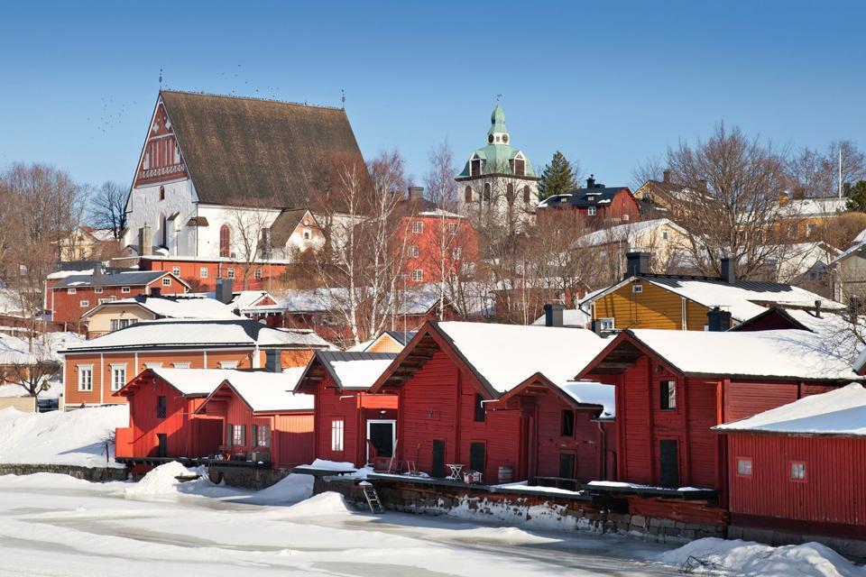 La Route des rois , Finlande