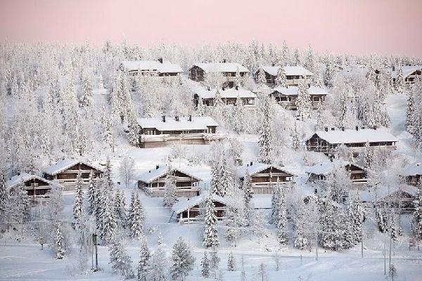 L'architettura , Il legno, stile architettonico , Finlandia